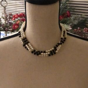 Jewelry - Three strand necklace